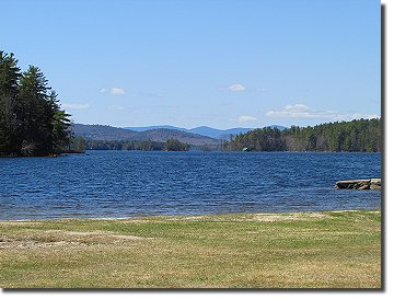 Long Lake, Bridgotn, Maine